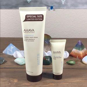Ahava Skincare Bundle